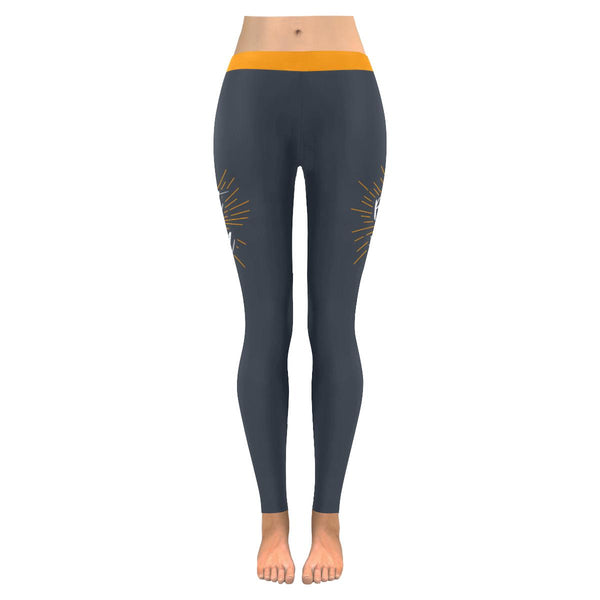 Not Perfect Just Forgiven Soft Leggings For Women Cool Cute Funny Christian Gift-JoyHip.Com