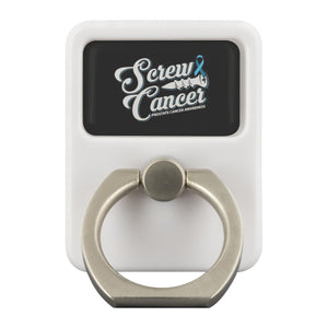 Screw Prostate Cancer Phone Ring Holder Kickstand Gifts Idea-Ringr - Multi-Tool Accessory-Ringr - Multi-Tool Accessory-JoyHip.Com