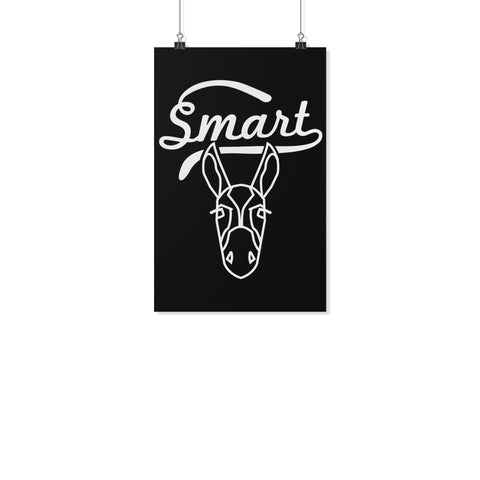 Smart Ass Sarcasm Funny Poster Wall Art Room Decor Gift Sarcastic Presents-Posters 2-11x17-JoyHip.Com