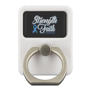 Strength Faith Courage Phone Ring Holder Kickstand Gifts Idea-Ringr - Multi-Tool Accessory-Ringr - Multi-Tool Accessory-JoyHip.Com
