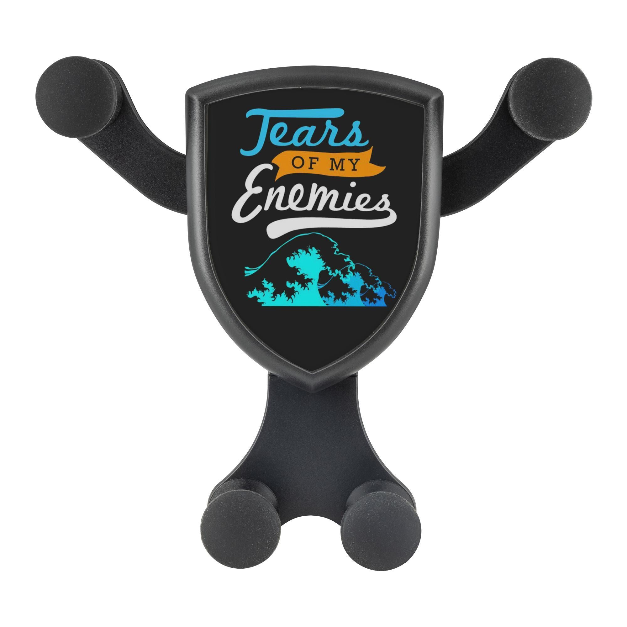 Tears Of My Qi Wireless Car Charger Mount Funny Gift Ideas Humor Gag Sarcasm-Gravitis Car Charger-Gravitis - Wireless Car Charger-JoyHip.Com