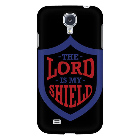 The Lord Is My Shield iPhone 6/6s/7/7s/8 Plus Case Christian Bible Verses Inspirational Scripture Quote-Phone Cases-Galaxy S4-JoyHip.Com