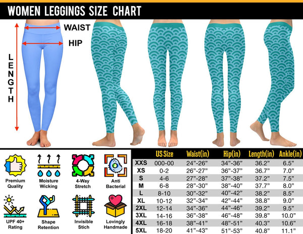 Until You Cross Of Insecurities Cant Explore Your Possibilities Womens Leggings-JoyHip.Com