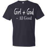 Girl + God = All Goo Tshirt II