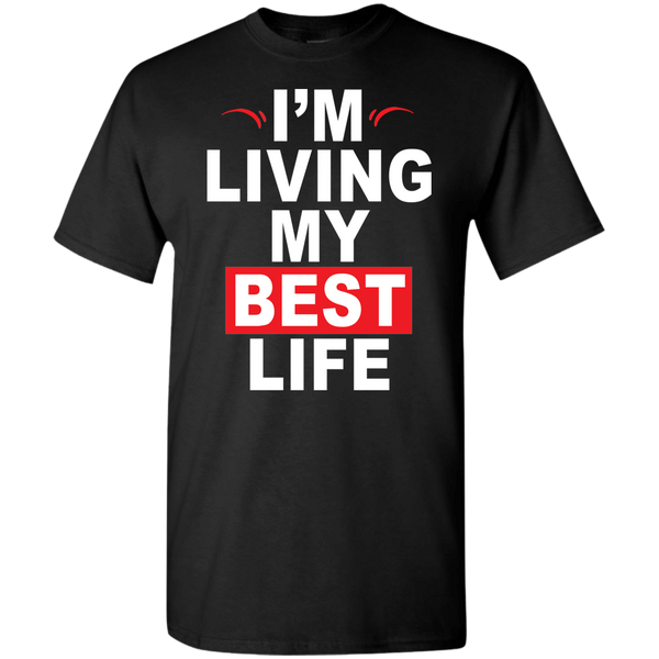 I'm Living My Best Life (Youth) T-shirts/Hoodies - Truly Devoted Streetwear