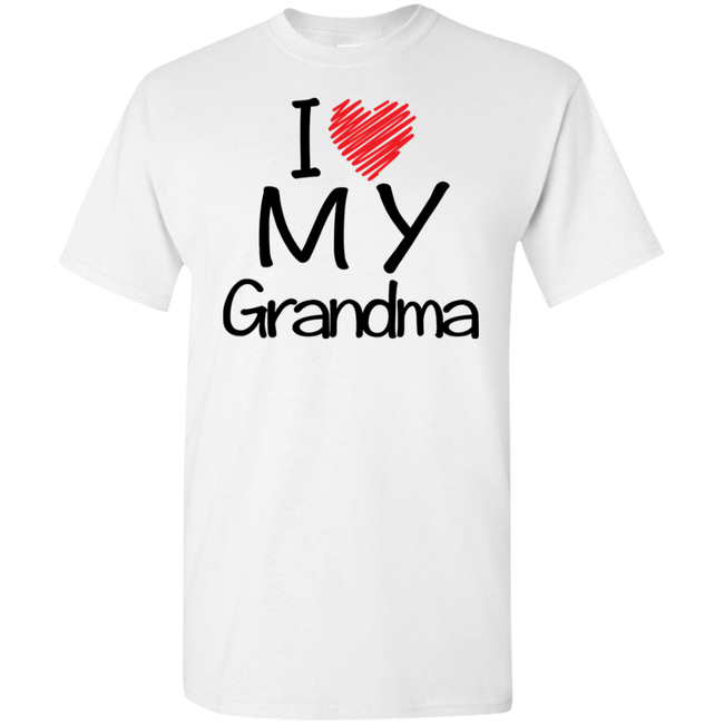 I Love My Grandma (Youth) T-shirts / Hoodies - Truly Devoted Streetwear