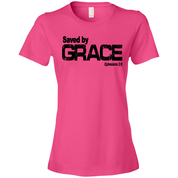 Saved by grace Eph 2-8 - Truly Devoted Streetwear