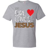 This Girl Loves Her Jesus - Truly Devoted Streetwear