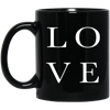 Coffee Mug - LOVE - Truly Devoted Streetwear