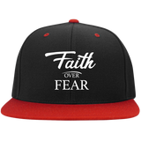 CAP- Faith Over Fear (Snapback) - Truly Devoted Streetwear