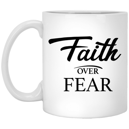 Faith Over Fear T-shirts