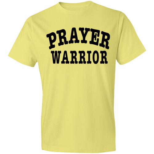 Prayer Warrior Tshirt - Truly Devoted Streetwear