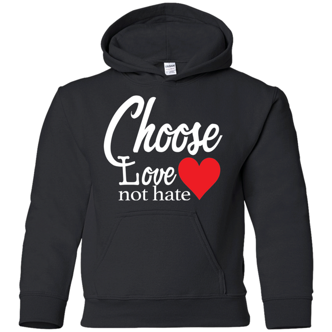 Choose Love (Youth) T-shirts & Hoodies
