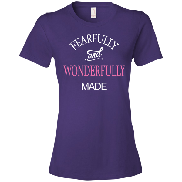 Fearfully and Wonderfully Made Tshirt - Truly Devoted Streetwear