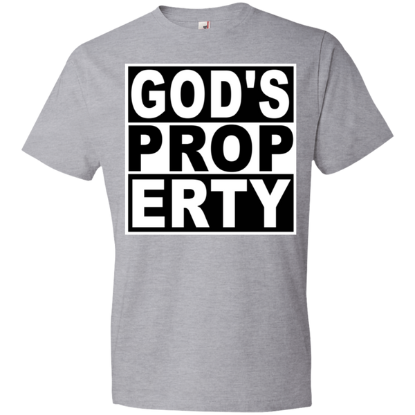 Gods Property Tshirt - Truly Devoted Streetwear