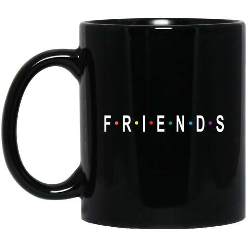 Coffee Mug - Friends - Truly Devoted Streetwear