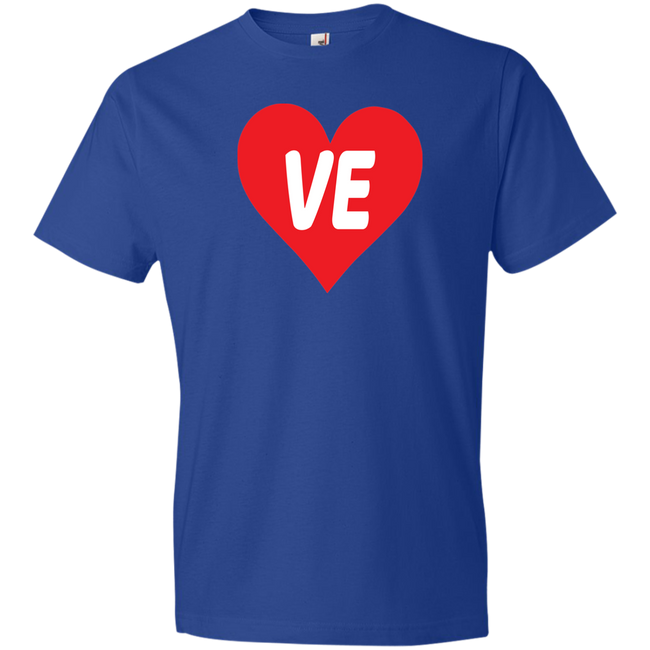 Love (VE) Heart Tshirt