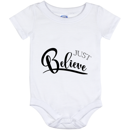 Just Believe (Infant) Onesies - Truly Devoted Streetwear