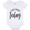 Can't People Today (Infant) Onesies - Truly Devoted Streetwear