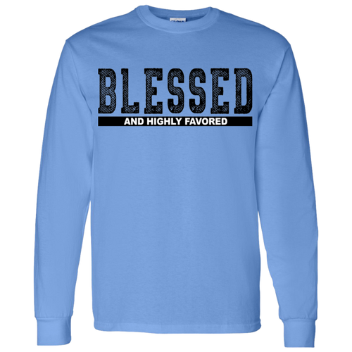 Blessed and Highly Favored Hoodie & Sweatshirt