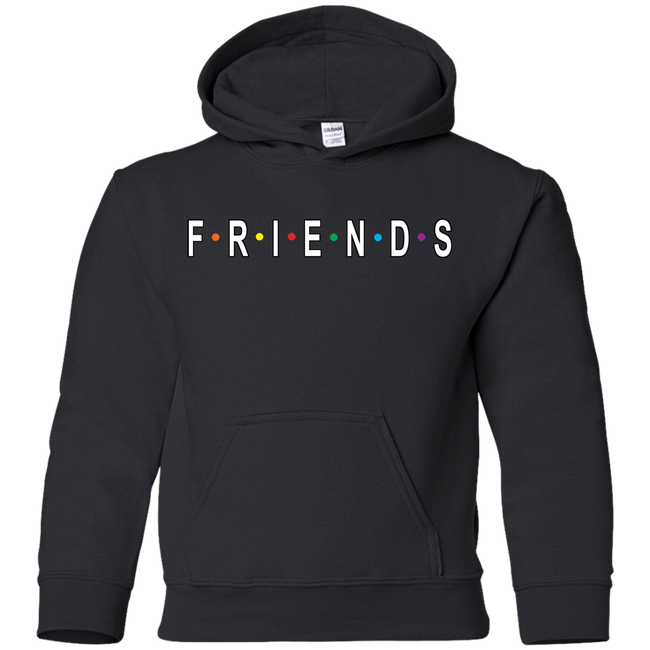 Friends T-shirts / Hoodies - Black and Proud Tshirts
