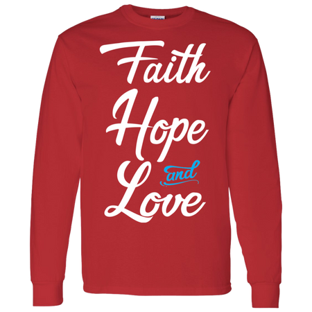 Faith Over Fear Tshirt