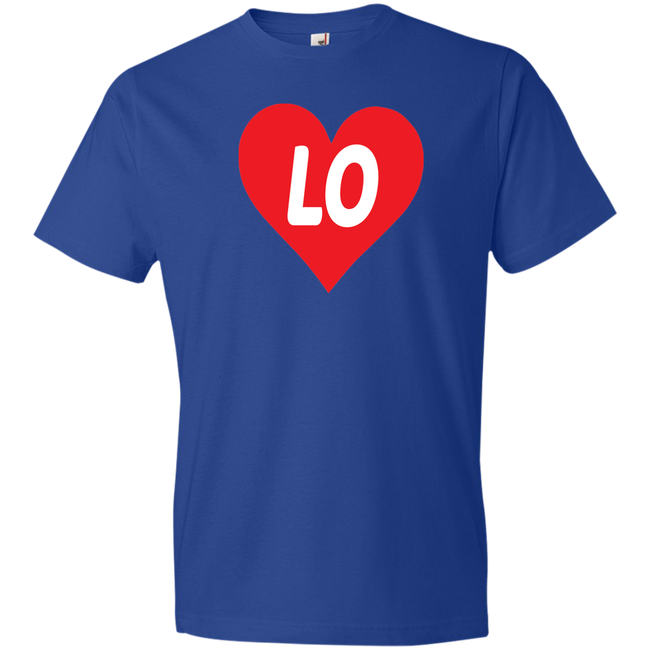 Love (LO) Heart Tshirt