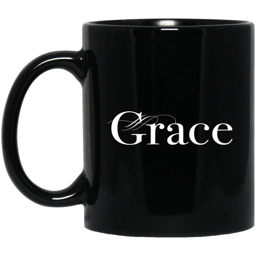 Coffee Mug - Grace - Truly Devoted Streetwear