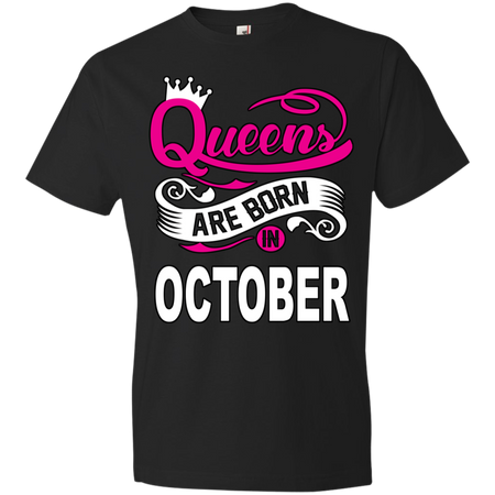 Queens Are Born In December Tshirt