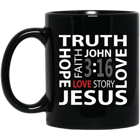 Coffee Mug - Straight Outta Scriptures