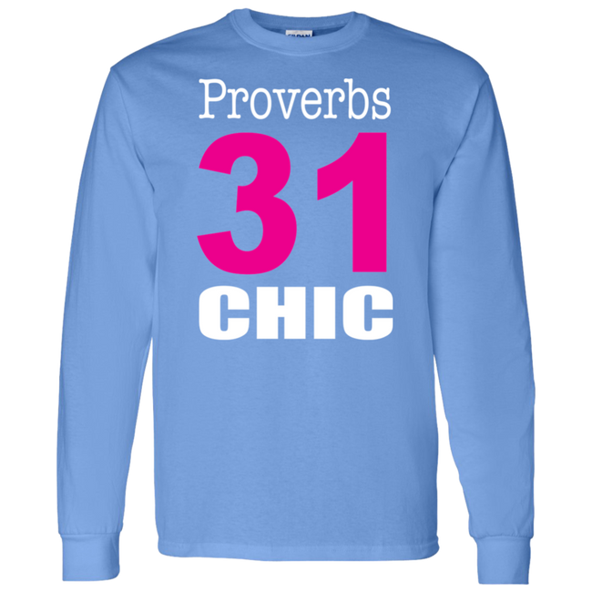 Proverbs 31 Chic Hoodie & Crewneck - Truly Devoted Streetwear
