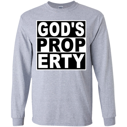 Gods Property (Youth) T-shirts/Hoodies