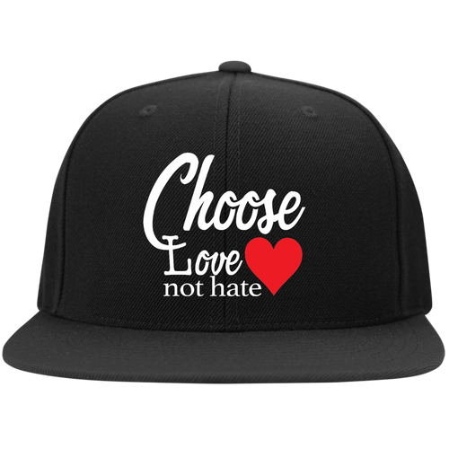 Caps - Choose Love Not Hate (Snapback)