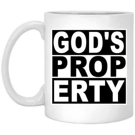 Coffee Mug - I Pray to God First Then I Slay
