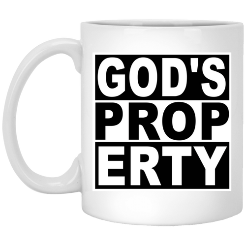 Coffee Mug - Gods Property