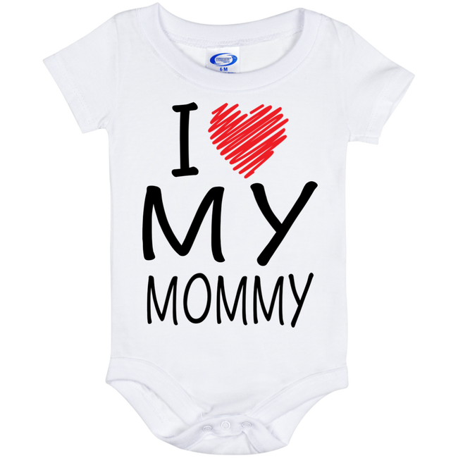I Love My Mommy - (Infant) Onesie