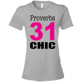 Proverbs 31 Chic Black - Truly Devoted Streetwear