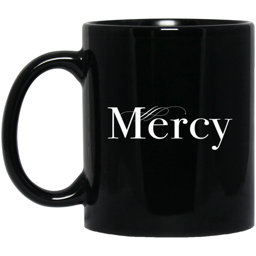Coffee Mug - Mercy - Truly Devoted Streetwear