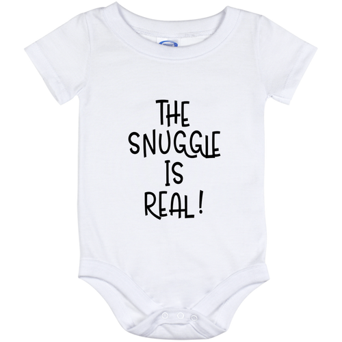 The Snuggle Is Real (Infant) Onesie