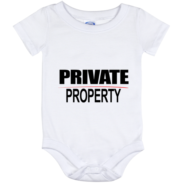 Private Property infants (Infant) Onesies - Truly Devoted Streetwear