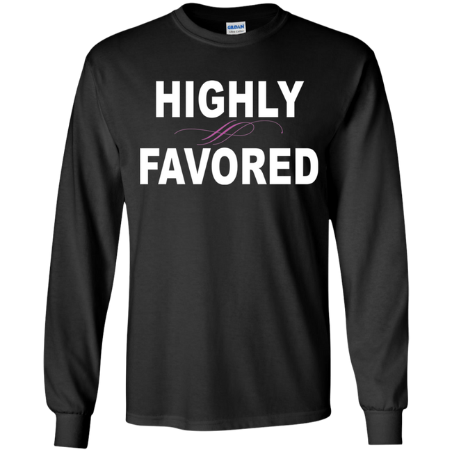 Highly Favored (Youth) T-shirts / Hoodies