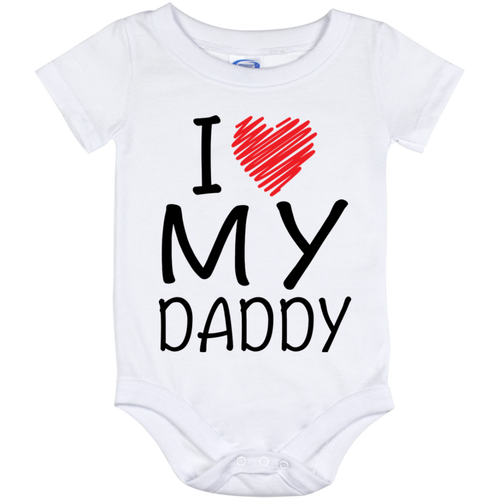 I Love My Daddy - (Infant) Onesie