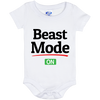 Beast Mode On (Infant) Onesies