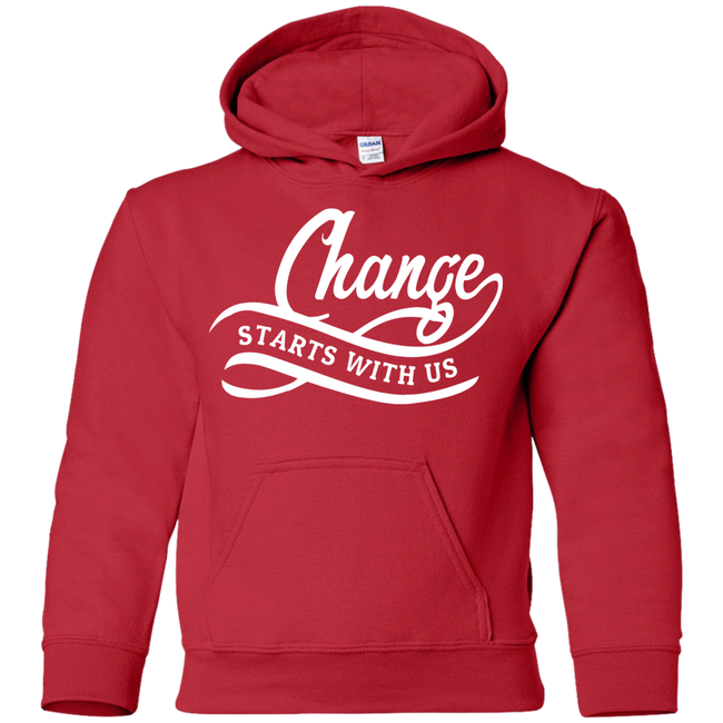 Changes Start WIth Us (Youth) T-shirts / Hoodies