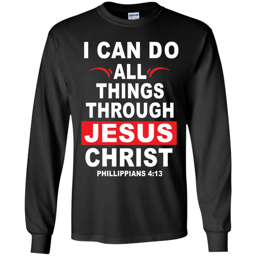 I Can Do All Thing Through ...(Youth) T-shirts / Hoodies