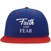 CAP- Faith Over Fear (Snapback)