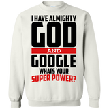Super Power Red Black Hoodie & Crewneck - Truly Devoted Streetwear