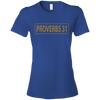 Proverbs 31 Tshirt - Truly Devoted Streetwear