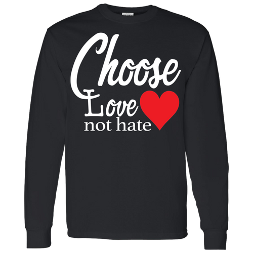 Choose Love Hoodie & Crewneck