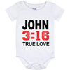 John 3-16 True Love - Truly Devoted Streetwear